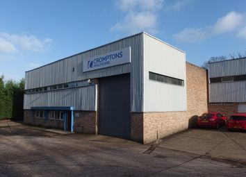 Thumbnail Warehouse for sale in Crockford Lane, Basingstoke