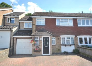 Thumbnail 4 bed semi-detached house for sale in Greenbank Road, Watford