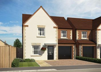 "Thumbnail 3 bed detached house for sale in ""Abbeydale"" at Popes Piece, Burford Road, Witney"