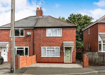 Thumbnail 3 bed semi-detached house for sale in Caldwell Street, West Bromwich