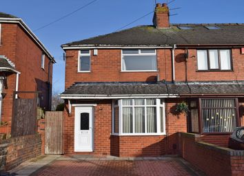 Thumbnail 4 bed town house for sale in Sandy Road, Sandyford, Stoke-On-Trent