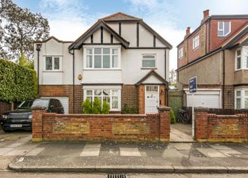 Thumbnail 4 bed detached house to rent in Parke Road, Barnes, London