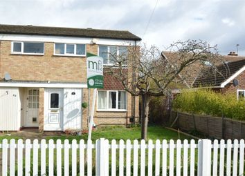 Thumbnail 3 bed end terrace house for sale in Arch Road, Hersham, Surrey