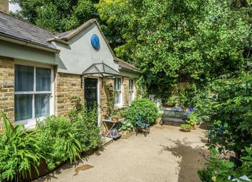 Thumbnail 1 bed semi-detached house to rent in Addison Bridge Place, London