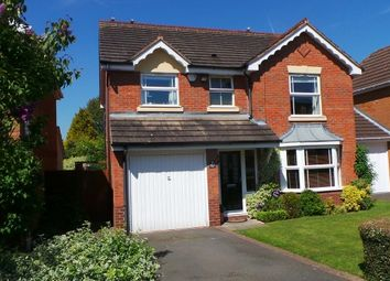 Thumbnail 4 bed detached house for sale in Littleton Close, Sutton Coldfield, West Midlands