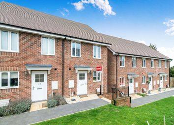 Thumbnail 2 bed semi-detached house for sale in Adams Road, Picket Piece, Andover