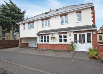Thumbnail 5 bed detached house for sale in Tennyson Avenue, Gedling, Nottingham