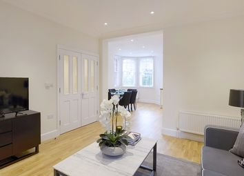 Thumbnail 3 bed flat to rent in Ravenscourt Park, Chiswick