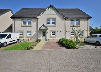 Thumbnail 2 bed terraced house for sale in Sheriffmuir Close, Greenloaning, Dunblane