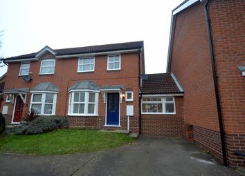 Thumbnail 3 bed semi-detached house for sale in Langsett Close, Beau Manor, Northampton