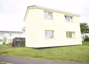 Thumbnail 1 bed flat for sale in Warwick Place, West Cross, Swansea
