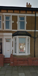 Thumbnail 2 bed terraced house to rent in Redvers Terrace, Blackpool