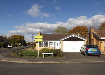 Thumbnail 3 bedroom bungalow for sale in Charlton Close, Whetstone, Leicester, Leicestershire