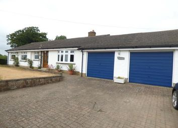 Thumbnail 3 bed detached bungalow for sale in The Willows, Thornby, Wigton, Cumbria