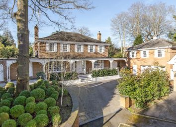 Thumbnail 5 bed detached house for sale in Randolph Close, Coombe Park