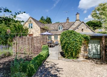 Thumbnail 3 bed cottage for sale in Naunton, Cheltenham, Gloucestershire