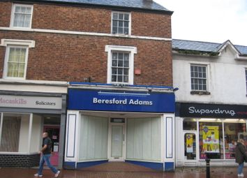 Thumbnail Retail premises to let in 22 Church Street, Flint