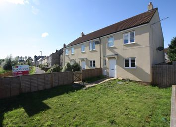 Thumbnail 3 bedroom end terrace house for sale in Morse Road, Norton Fitzwarren, Taunton