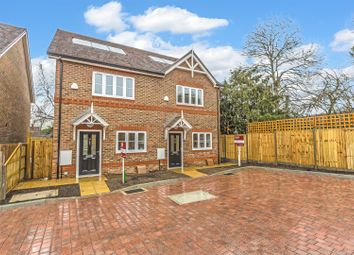 Thumbnail 2 bed semi-detached house for sale in Winchester Mews, Worcester Park