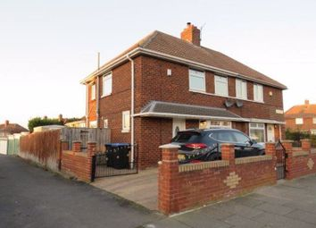 Thumbnail 2 bed semi-detached house for sale in 3 Graygarth Road, Middlesbrough