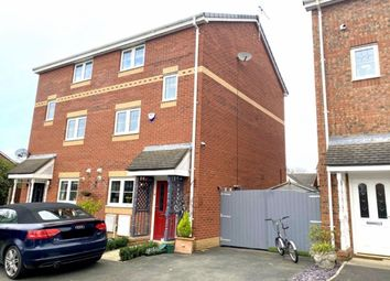 Thumbnail 4 bed semi-detached house to rent in Mottram Drive, Nantwich
