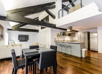 Thumbnail 2 bedroom flat for sale in The Listed Building, Wapping