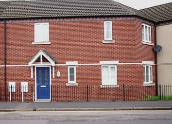 Thumbnail 3 bed town house for sale in Unwin Road, Sutton-In-Ashfield