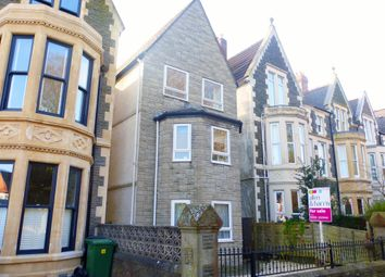 Thumbnail 1 bedroom flat for sale in Romilly Road, Canton, Cardiff