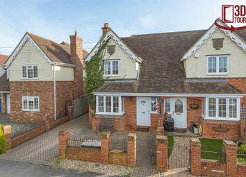 Thumbnail 5 bed semi-detached house for sale in Peacock Lane, Wokingham, Berkshire