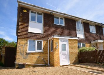 Thumbnail 3 bed end terrace house for sale in Jennifer Gardens, Margate, Kent
