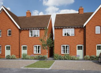 Thumbnail 2 bed semi-detached house for sale in Selwyn Road, Tadpole Garden Village