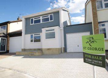 Thumbnail 3 bed property for sale in Sunnyfield Gardens, Hockley