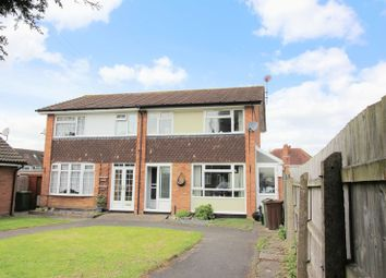 Thumbnail 3 bed semi-detached house for sale in Conway Close, Shirley, Solihull