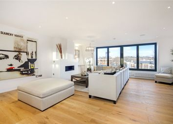 Thumbnail 3 bed flat to rent in Sinclair Road, Brook Green, London