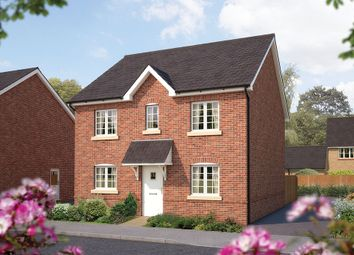 "Thumbnail 4 bed property for sale in ""The Buxton"" at King Street Lane, Winnersh, Wokingham"