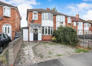 Thumbnail 3 bedroom semi-detached house for sale in Church Road, Sheldon, Birmingham, West Midlands