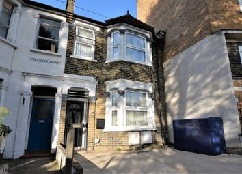 Thumbnail 1 bed flat for sale in Francis Road, Leyton, London