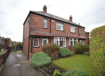 Thumbnail 2 bed semi-detached house for sale in Allenby Road, Leeds, West Yorkshire
