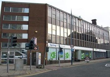Thumbnail Office to let in Second Floor Offices, 46-58 Pall Mall, Hanley, Stoke On Trent, Staffs