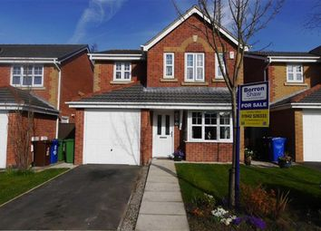 Thumbnail 4 bed detached house for sale in Meadowfields, Hindley Green, Wigan
