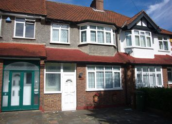 Thumbnail 3 bed terraced house to rent in Caldbeck Ave, Worcester Park