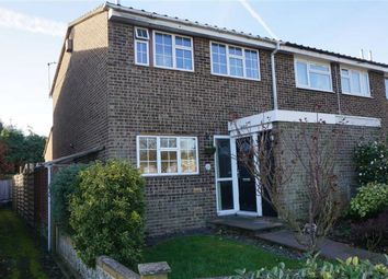 Thumbnail 3 bedroom end terrace house for sale in Cowden Road, Orpington