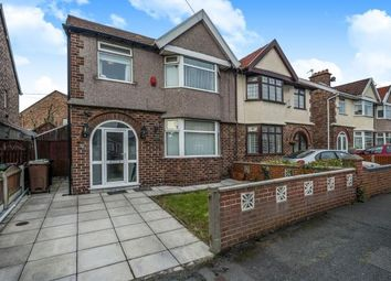 3 bed semi-detached house for sale in Wilsons Lane, Litherland, Liverpool, Merseyside L21