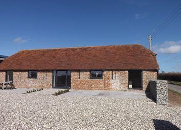 Thumbnail 2 bed barn conversion to rent in Chalvington, Hailsham