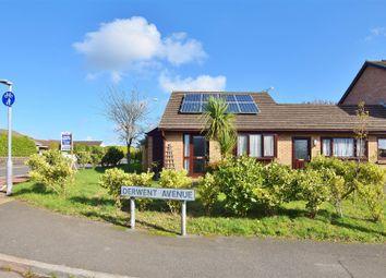 Thumbnail 3 bed semi-detached bungalow for sale in Derwent Avenue, Steynton, Milford Haven