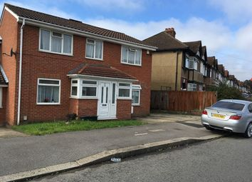 Thumbnail 1 bedroom semi-detached house to rent in Gresham Drive, Chadwell Heath, Romford