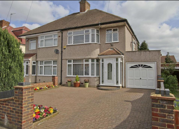 Thumbnail 3 bed semi-detached house to rent in Barnhill Lane, Hayes, Middlesex