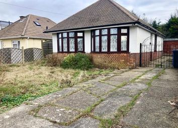 Thumbnail 4 bedroom bungalow for sale in Parkstone, Poole, England