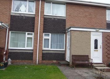Thumbnail 2 bedroom flat to rent in St. Cuthberts Court, Blyth