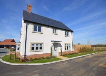 Thumbnail 4 bed detached house for sale in Stanbridge Road, Haddenham, Aylesbury